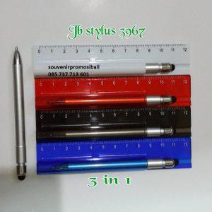 Pulpen JB Stylus 3967 Souvenir Promosi Bali