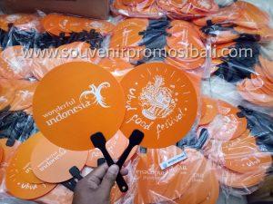 Kipas Whisnu 1 Souvenir Promosi Bali