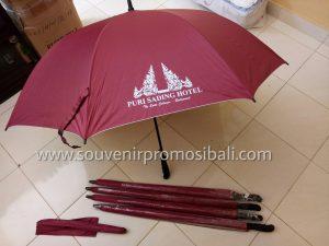 Payung Whisnu 3 Souvenir Promosi Bali