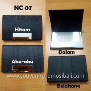 Name Card Holder NC 07 Souvenir Promosi Bali