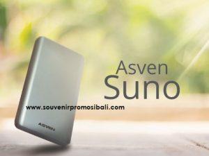 Powerbank Asven Suno Whisnu Souvenir Promosi Bali