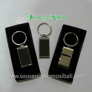 Gantungan Kunci JB 10035 Mirror Souvenir Promosi Bali