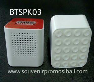 Bluetooth Speaker Souvenir Promosi Bali BTSPK03